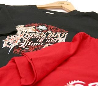 методы печати на футболках