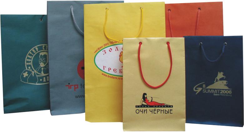 Производители пакетов с логотипом в россии